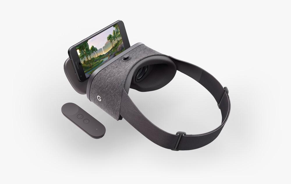 Sistema Daydream para realidad aumentada