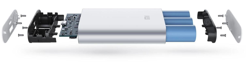 Batería portátil Mi Power Bank 10000mAh