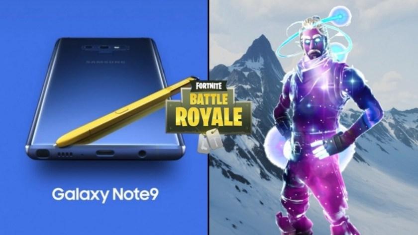 Conoce el nuevo Galaxy Note 9
